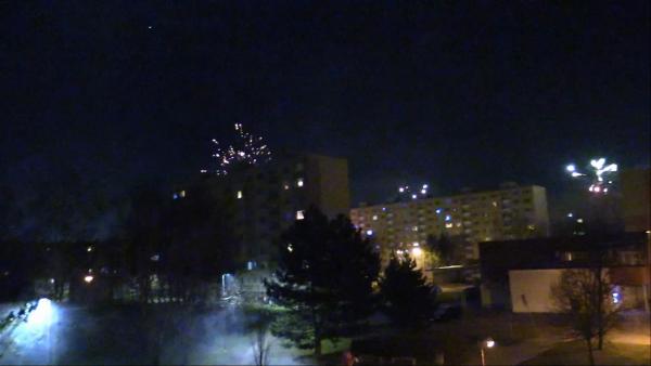 SILVESTROVSKÝ OHŇOSTROJ NA SLOVENSKU: Pozrite si videá od iReportérov