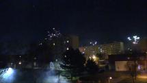 Silvestrovský ohňostroj v Trnave 2020