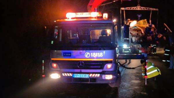 TRAGICKÁ NEHODA V LEVOČI: Na mieste zasahovali záchranné zložky