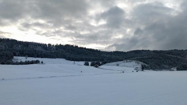 SLOVENSKO POD BIELOU PERINOU: Pozrite si zábery zimnej krajiny