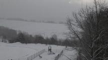 Sneženie v DK