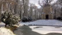 Mestský park, Trebišov