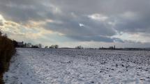 Veľký Biel mrzne
