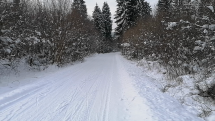 Zima v okolí Podolínca III