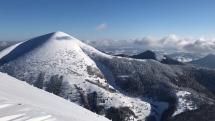 Snežné kráľovstvo hrebeňa Malej Fatry