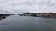 Ranná veterná Bratislava