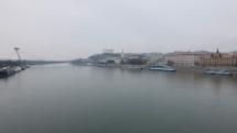 Bratislava sneženie