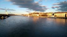 Dnešné ráno v Bratislave