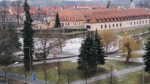 Bardejov bez snehu