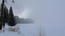 Sadanie hmly v Tatrách