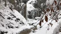Veľký vodopád v Slovenskom raji