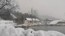 Príchod arktickej zimy
