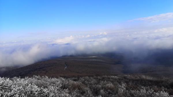 iREPORTÉRI NAKRÚCAJÚ AKTUÁLNE POČASIE: Pozrite si zábery zimnej krajiny