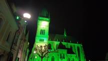 Bardejov v zelenom