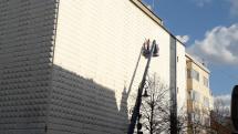 Čistenie fasády OD