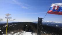 Veterný vrch 1112 m. n. m