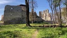 Tip na výlet: Oponický hrad