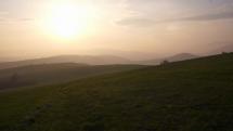 Zvláštna atmosféra v okolí Bardejova (29.4.)