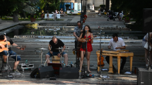 Koncert kapely Silband