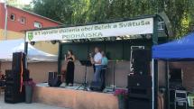 61 výročie zlúčenia obci Belek a Svatusa