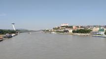 Bratislava , dnešné dopoludnie