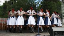 Podroháčske folklórne slávnosti - DFS Vienok z Bratislavy