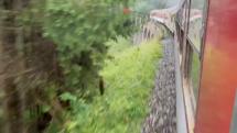Po Slovensku vlakom - Chmarošský viadukt