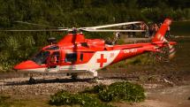 Záchranná akcia vo Vysokých Tatrách
