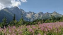 Panoráma Vysokých Tatier