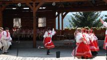 Horehronské dni spevu a tanca v Heľpe - DFS Heľpančok