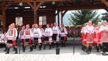 Horehronské dni spevu a tanca v Heľpe - Folklórny súbor Heľpan