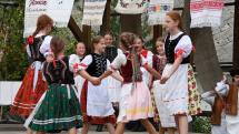 Gemerský folklórny festival v Rejdovej - DFS Haviarik
