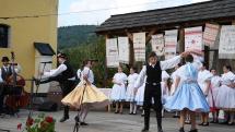 Gemerský folklórny festival v Rejdovej - DFS Hanička