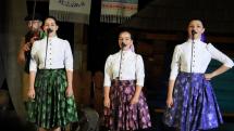 Gemerský folklórny festival v Rejdovej - ľudová hudba Stana Baláža