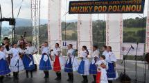 Festival Muziky pod Poľanou - Detský folklórny súbor Hviezdička