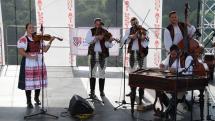 Festival Muziky pod Poľanou - Ľudová hudba súboru SĽUK