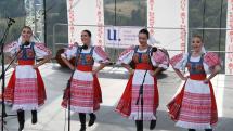 Festival Muziky pod Poľanou - spevácka skupina SĽUK