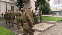 Trnava si pripomenula 77. výročie Slovenského národného povstania