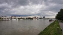 Oblačná Bratislava
