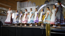 Turčianské slávnosti folklóru - detský folklórny súbor Lúčik
