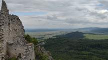 Pohľad z Plaveckého hradu