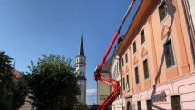 Deň čistenia odkvapov v Levoči