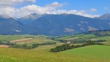 Západné Tatry, Baranec,Baníkov,Kriváň