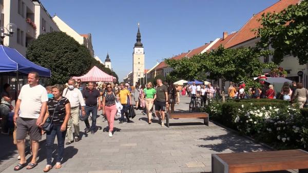TRNAVSKÝ JARMOK 2021: Video nakrútil Marián Nomilner