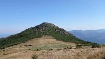 Kráľova skala 1700mnm