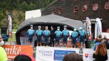 Okolo Slovenska 2021 - tímy