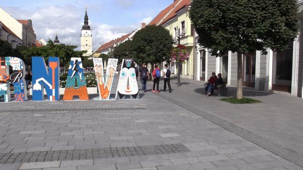 BIELA PASTELKA 2021 V TRNAVE: Video nakrútil Marián Nomilner