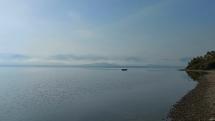 Ráno na Liptovskej Mare