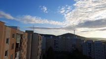 Krásne ráno z východu