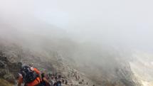 Davy na vrchole Rysu